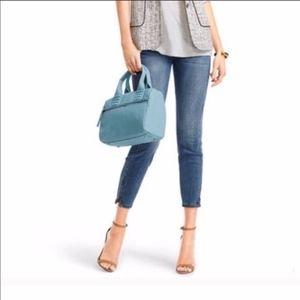 Cabi La Jolla Cropped Super Skinny Jeans #220 8